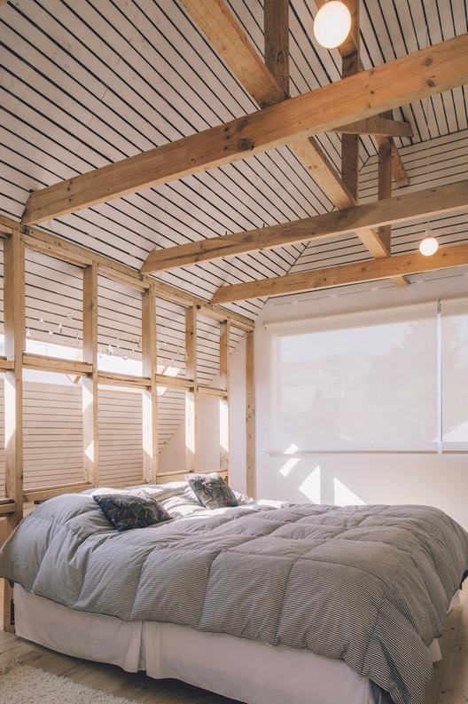 Casa en la ciudad romero silva arquitectos plataforma for Vivir en un piso interior