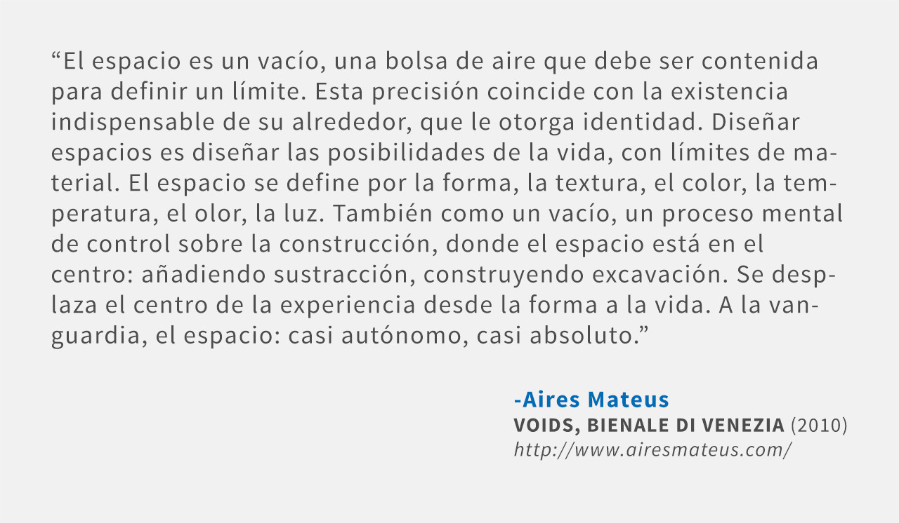 Frases: Aires Mateus