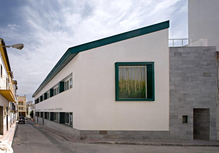 Centro Intergeneracional en Atarfe / Bonsai Arquitectos, © Javier Callejas