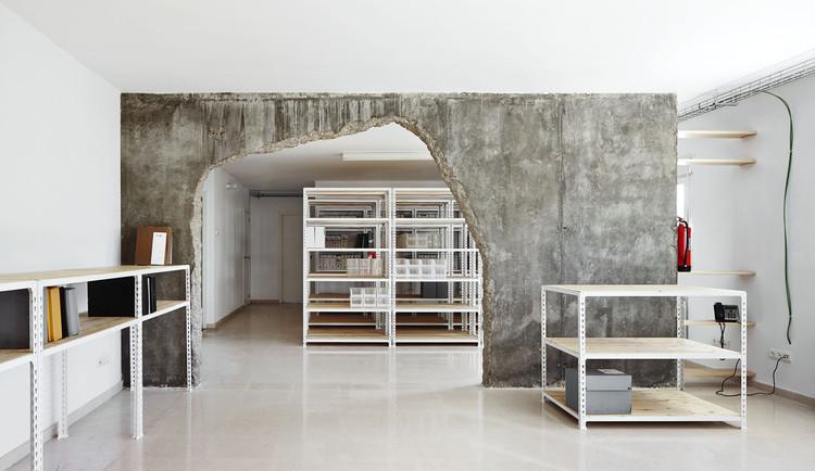 Reforma de dos Locales / IBAVI Arquitectes, © José Hevia