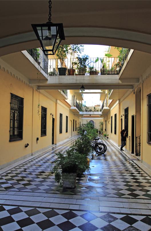 Olleros. Image Cortesia de Editarq - Arq. Pablo Corral