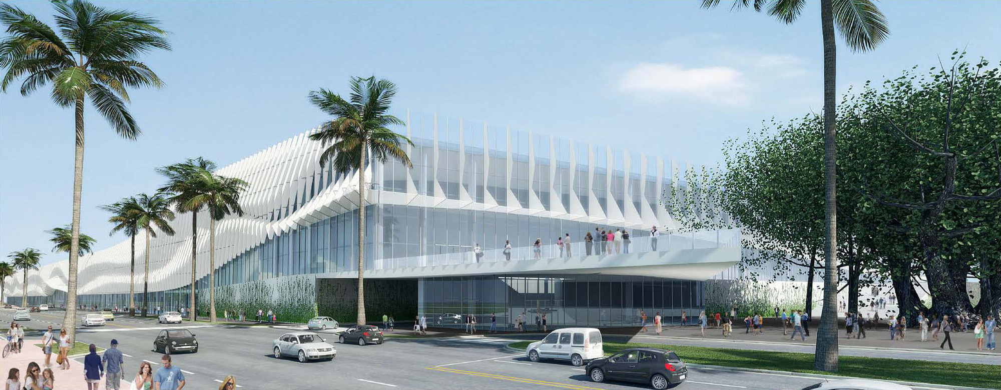 fentress releases final design for miami beach convention