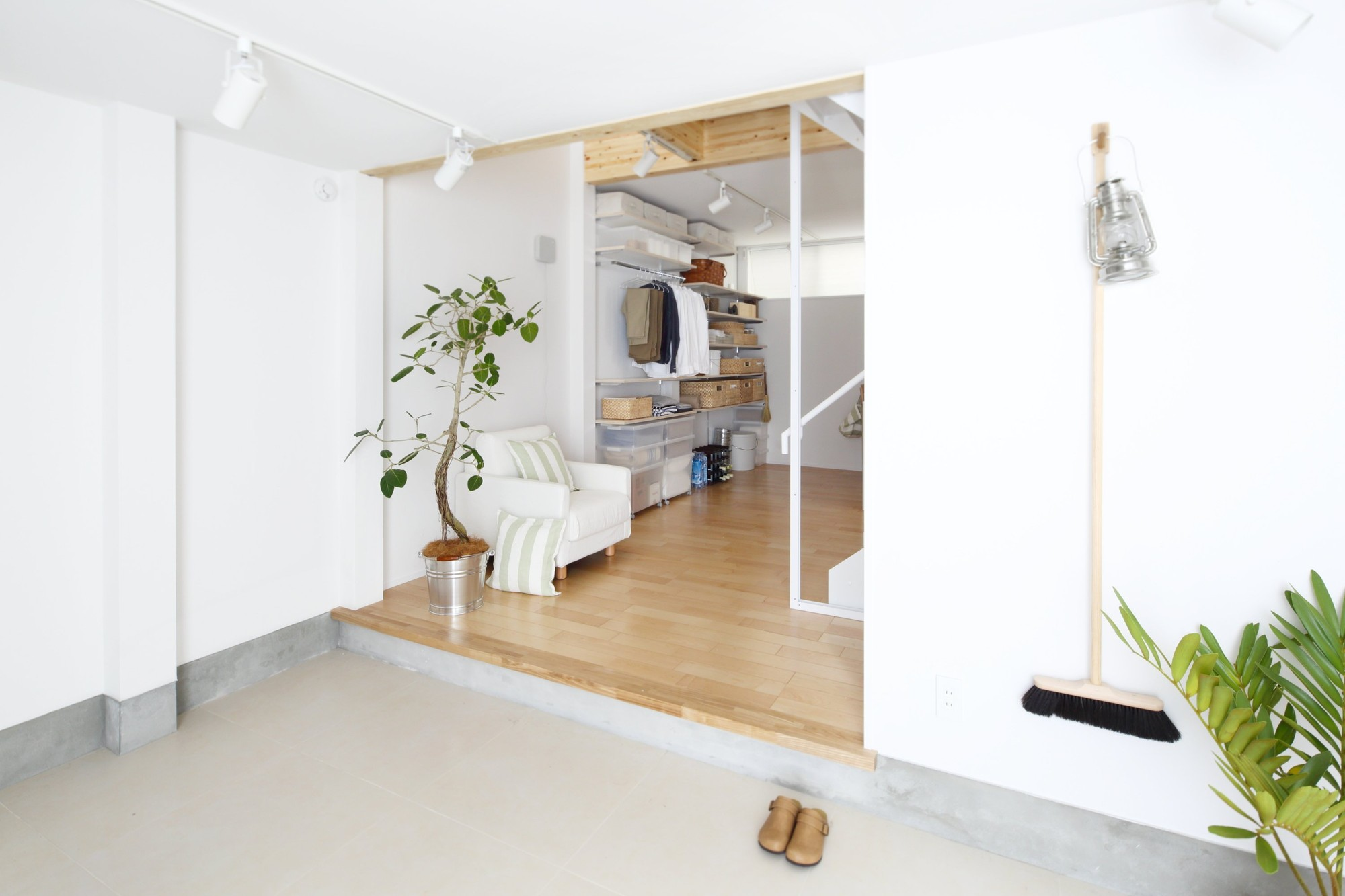 gallery of design your own home with muji's prefab vertical house - 7
