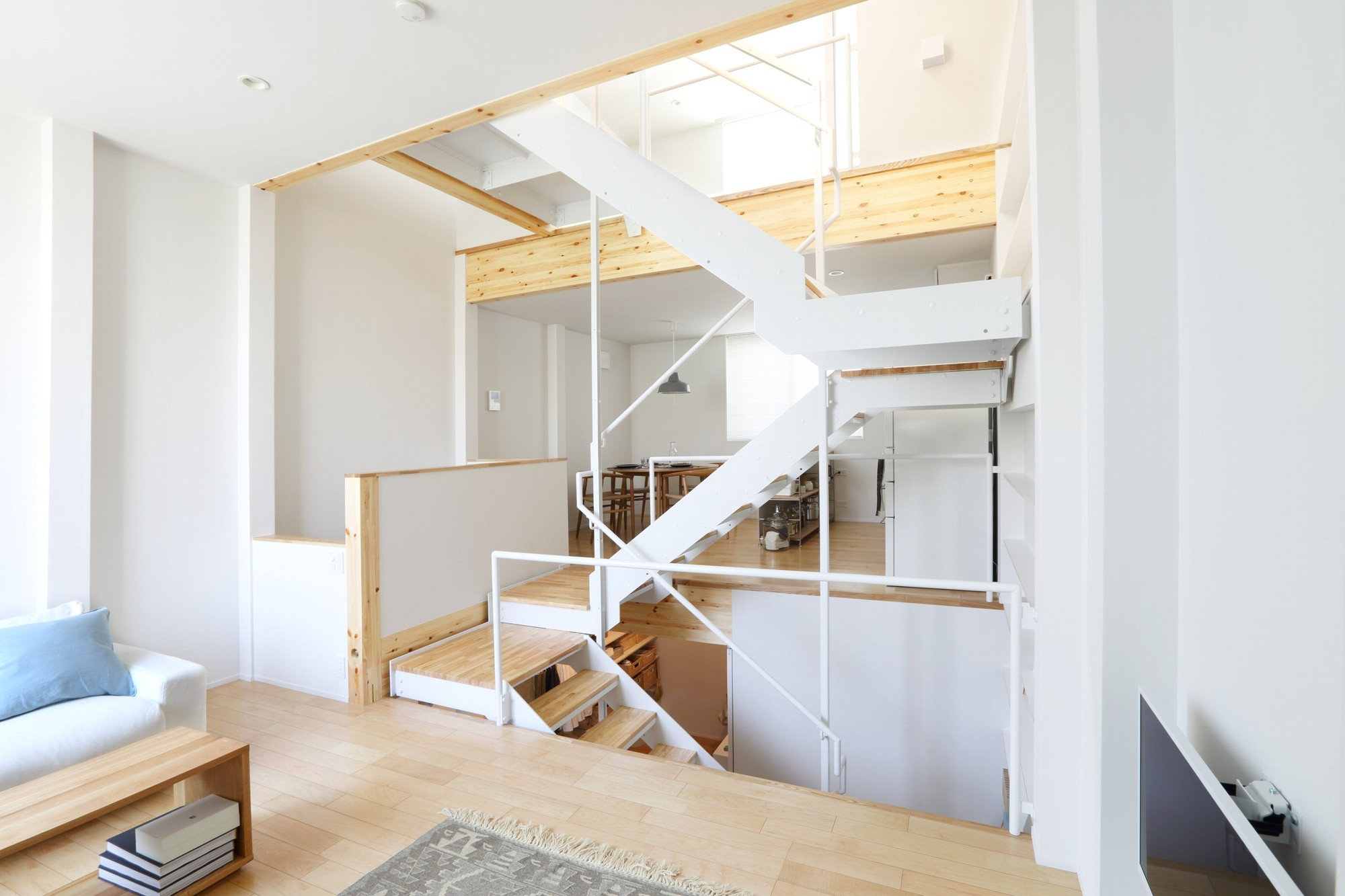 gallery of design your own home with muji's prefab vertical house - 3