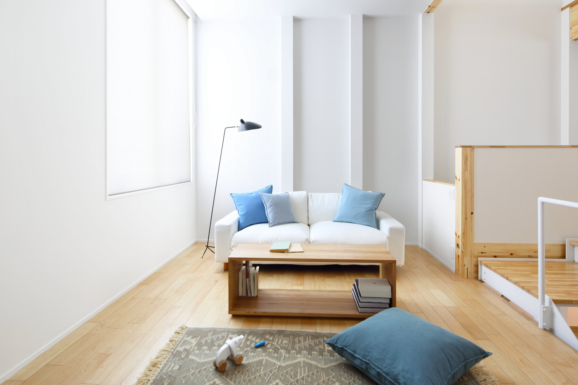 gallery of design your own home with muji's prefab vertical house - 4