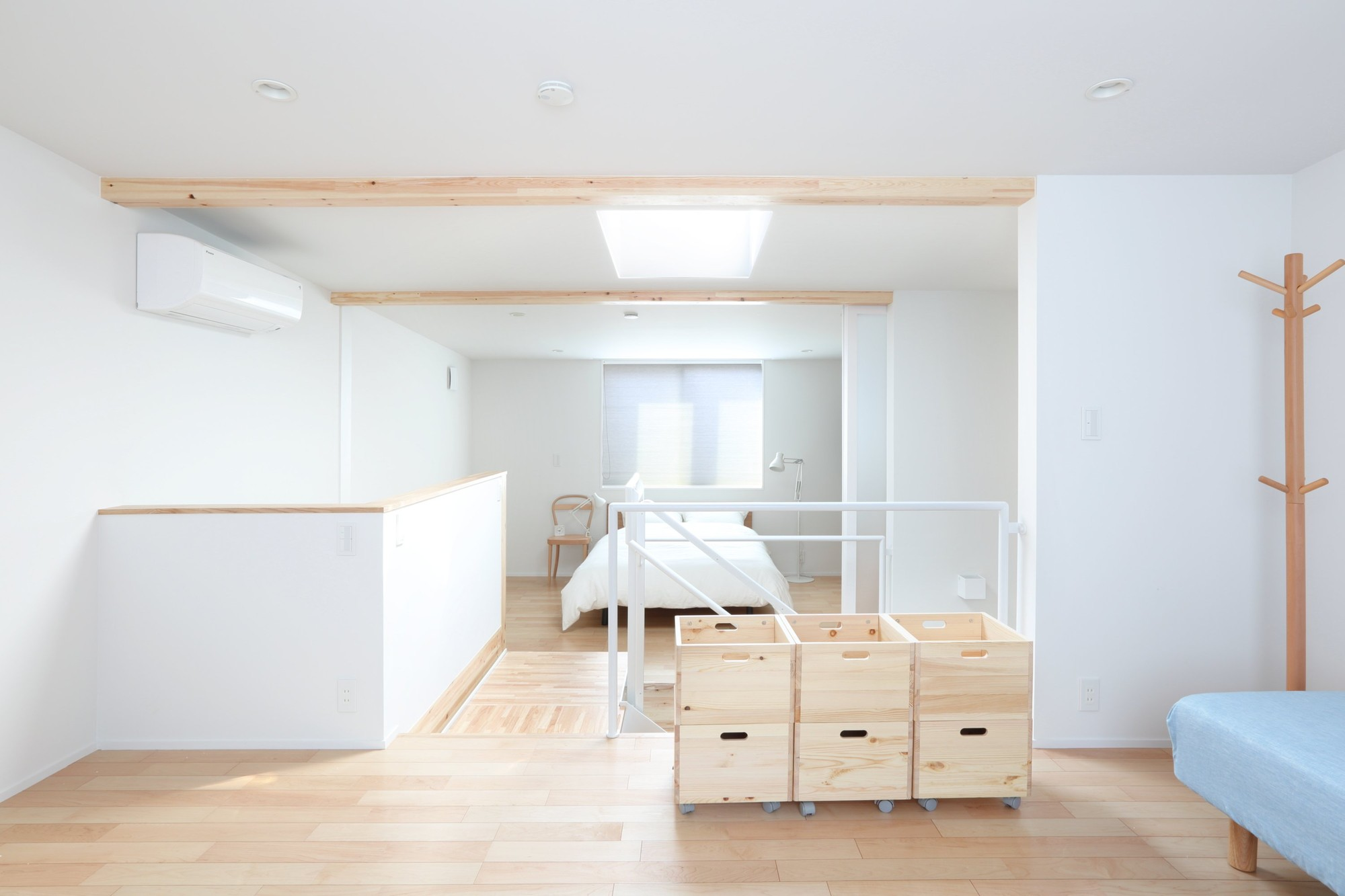 gallery of design your own home with muji's prefab vertical house - 8
