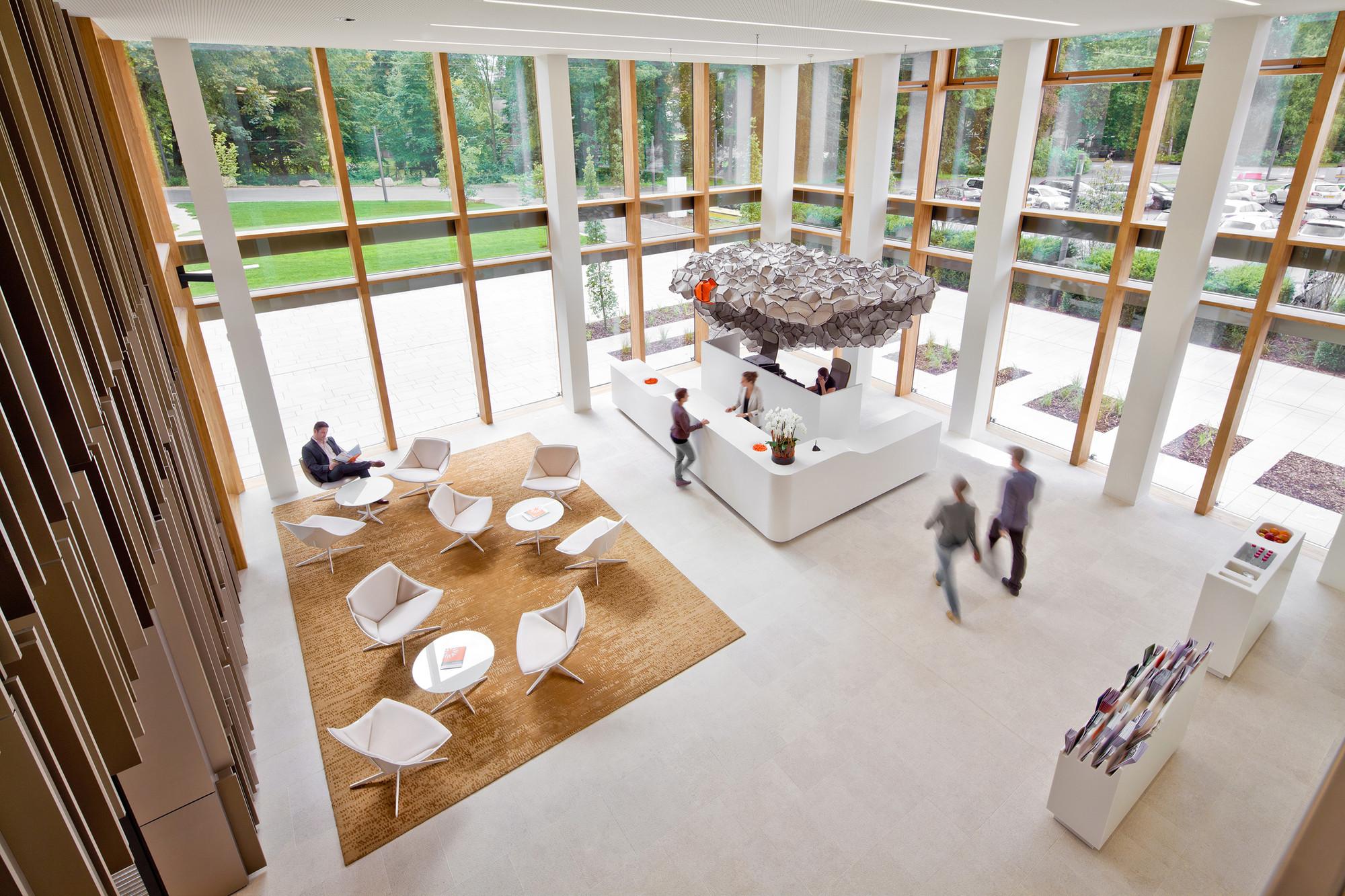 Enovos Luxembourg Headquarter  / Jim Clemes Atelier d´Architecture et de Design, © Steve Troes Fotodesign