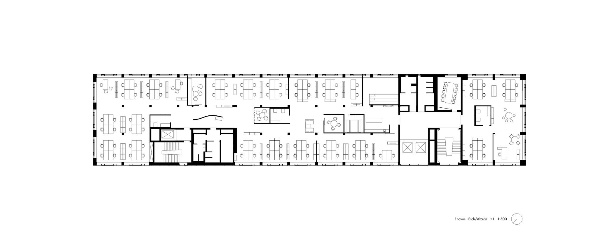 gallery of enovos luxembourg headquarter jim clemes atelier d architecture et de design 10. Black Bedroom Furniture Sets. Home Design Ideas