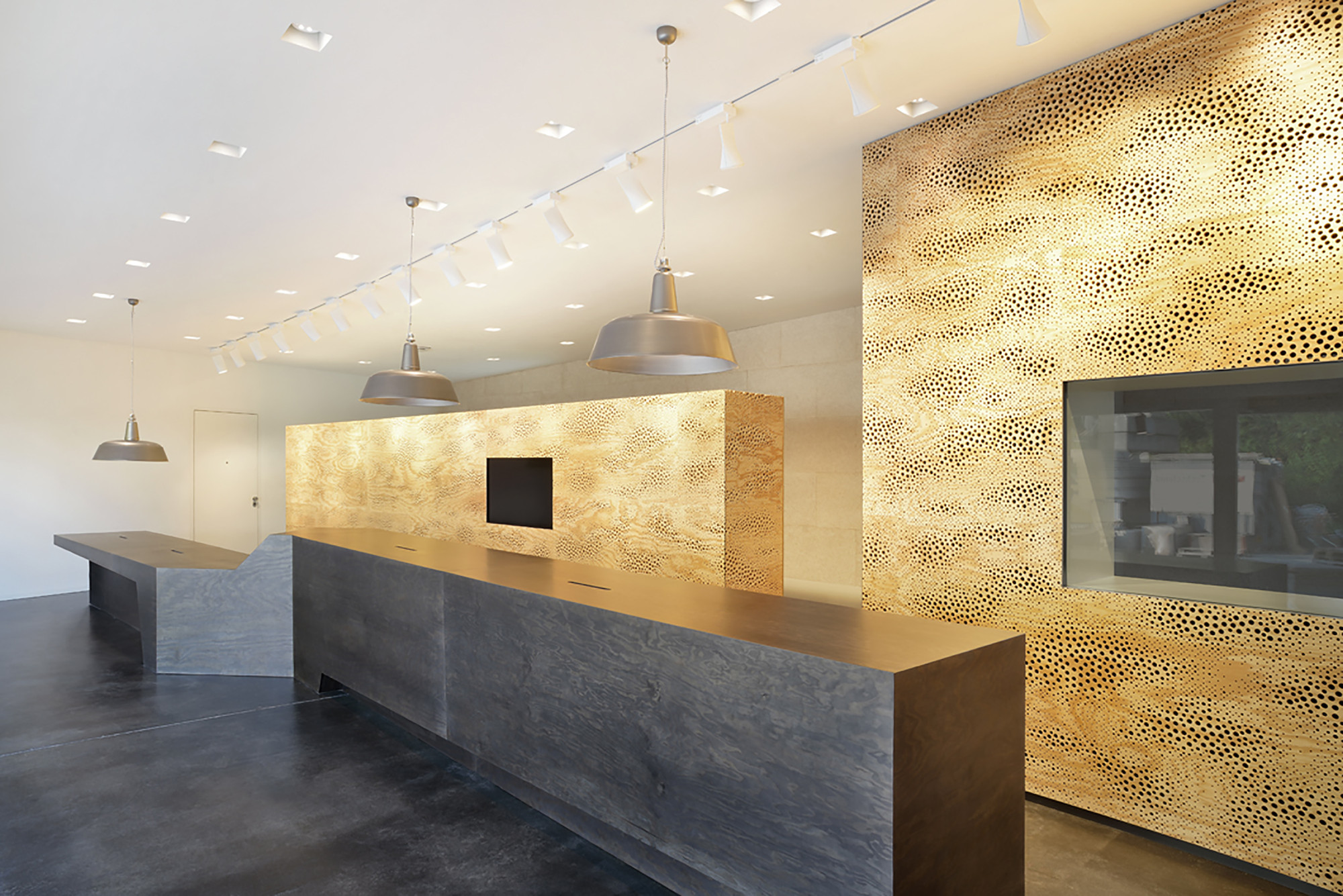 Gallery of zurich zoo foyer renovation & extension / l3p ...