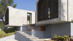 Individual House / Elodie Nourrigat & Jacques Brion Architects