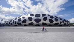 Football Stadium Arena Borisov / OFIS Architects
