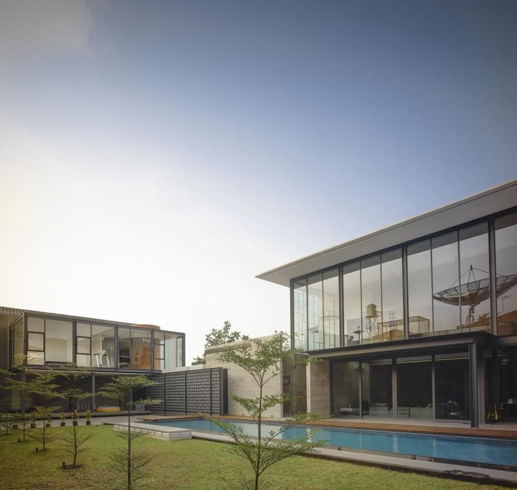 Rumah Bidang Jakarta / Raul Renanda Design, Cortesía de Raul Renanda Photography