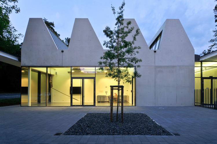 Extensión de la Academia de Bellas Artes / Hascher Jehle Architektur, © Svenja Bockhop