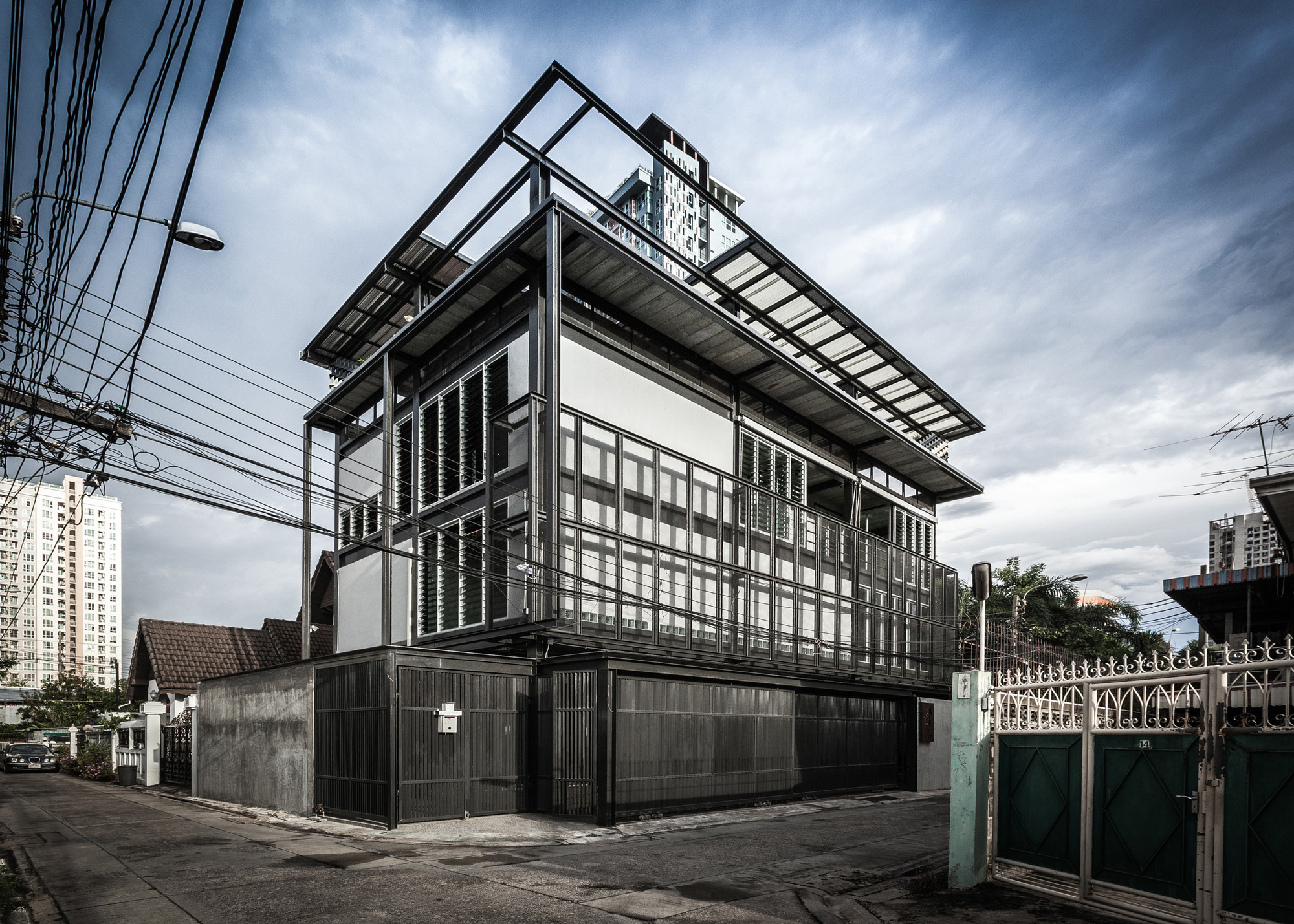 Tinman House Junsekino Architect And Design Archdaily