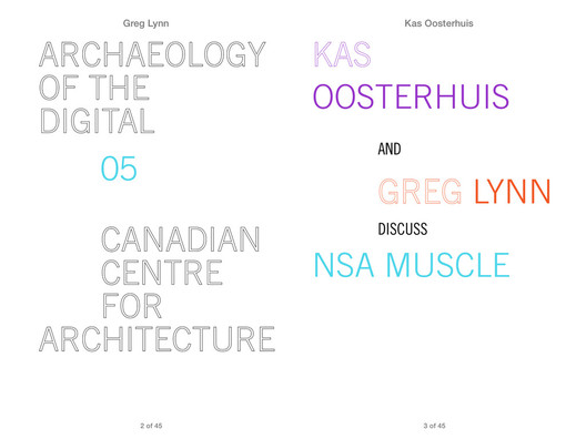 Screenshot. Image Courtesy of Canadian Centre for Architecture
