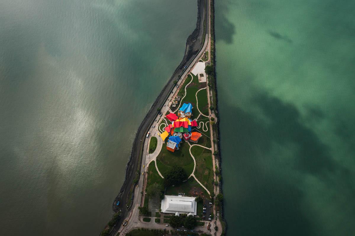 Biomuseo / Gehry Partners, © Fernando Alda