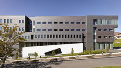 Dineen Hall at Syracuse University College Of Law / Gluckman Mayner Architects