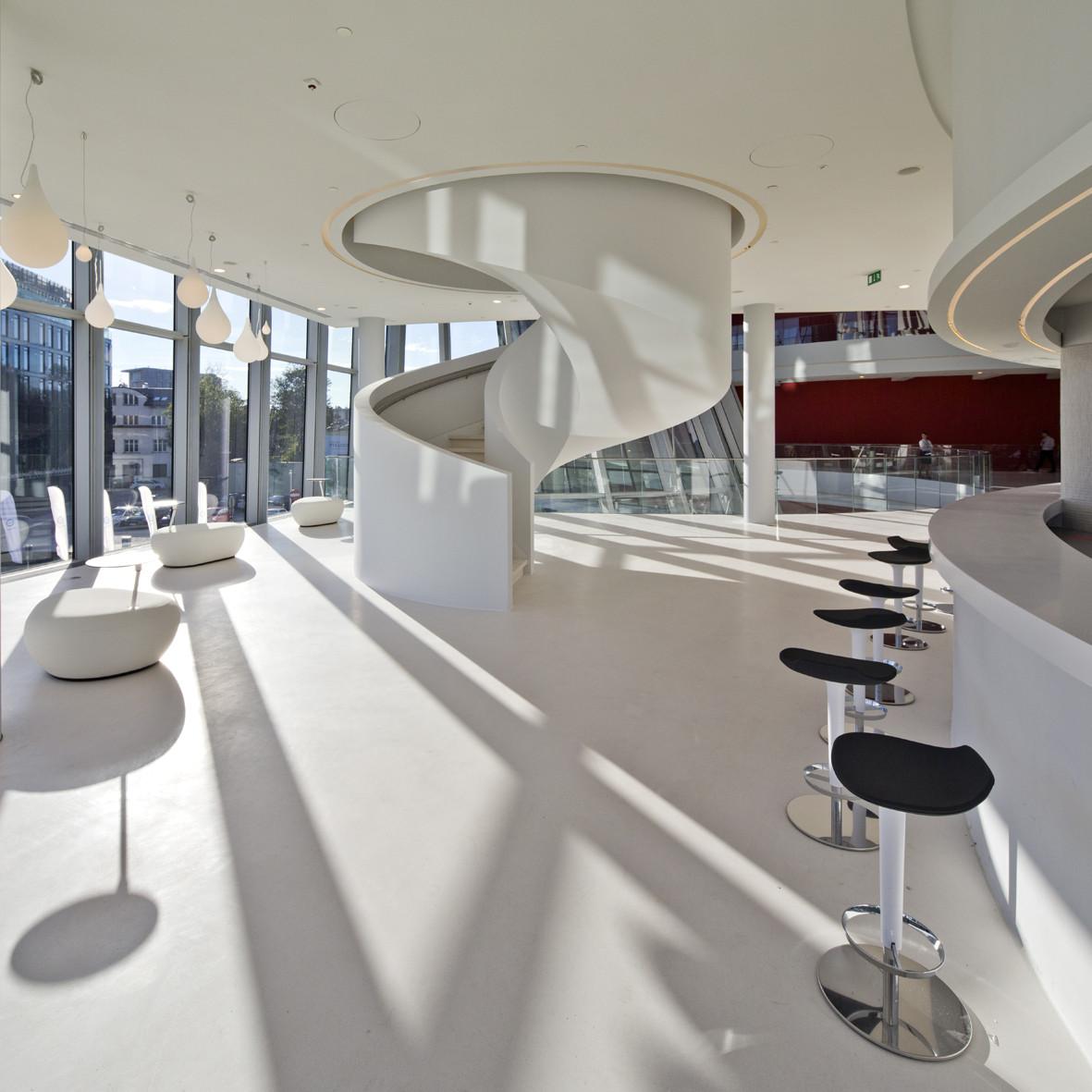 Gallery of ice kraków congress centre / iea   arata isozaki ...
