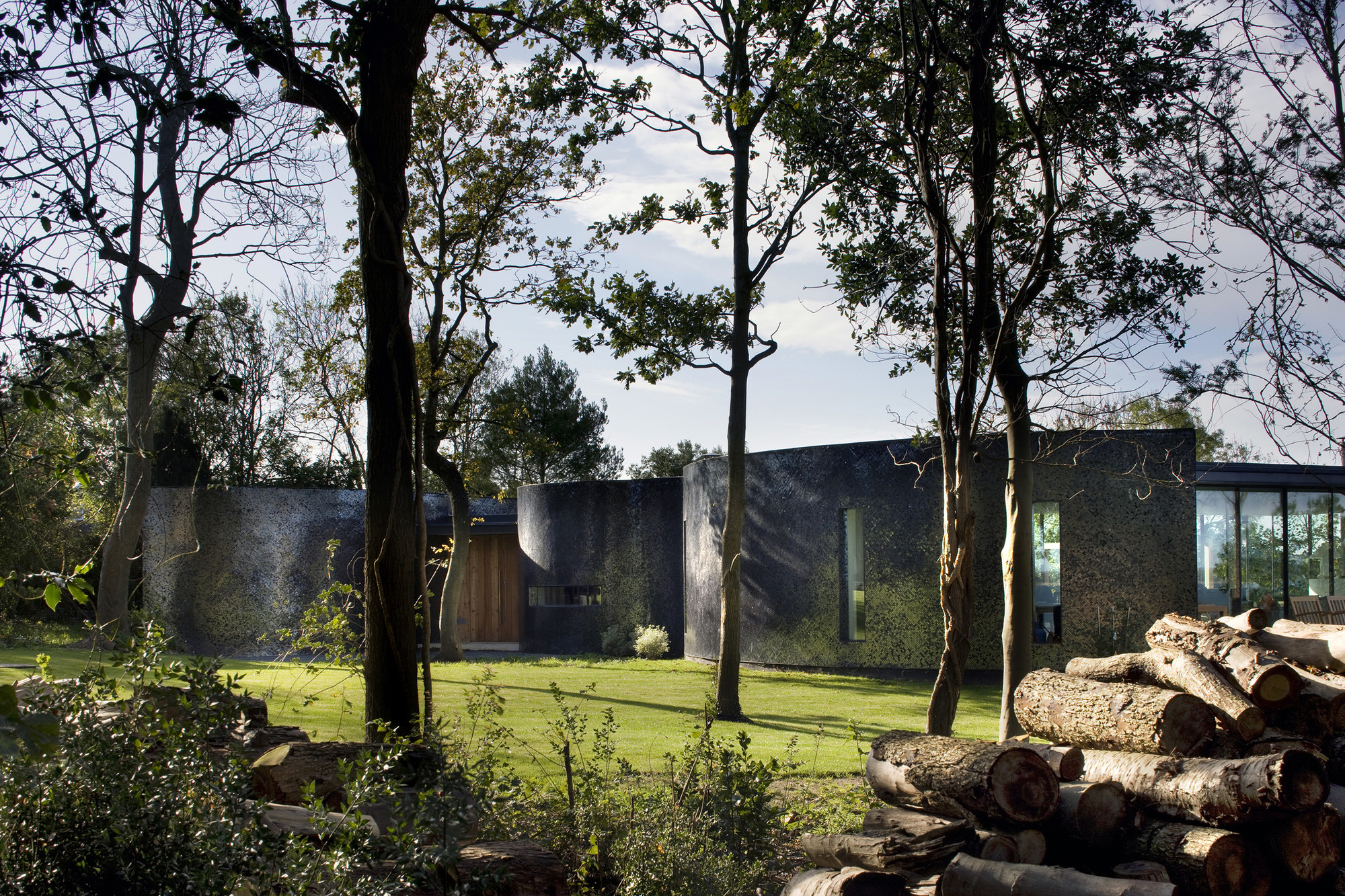 ^ Sea Glass House / he Manser Practice rchitects + Designers ...