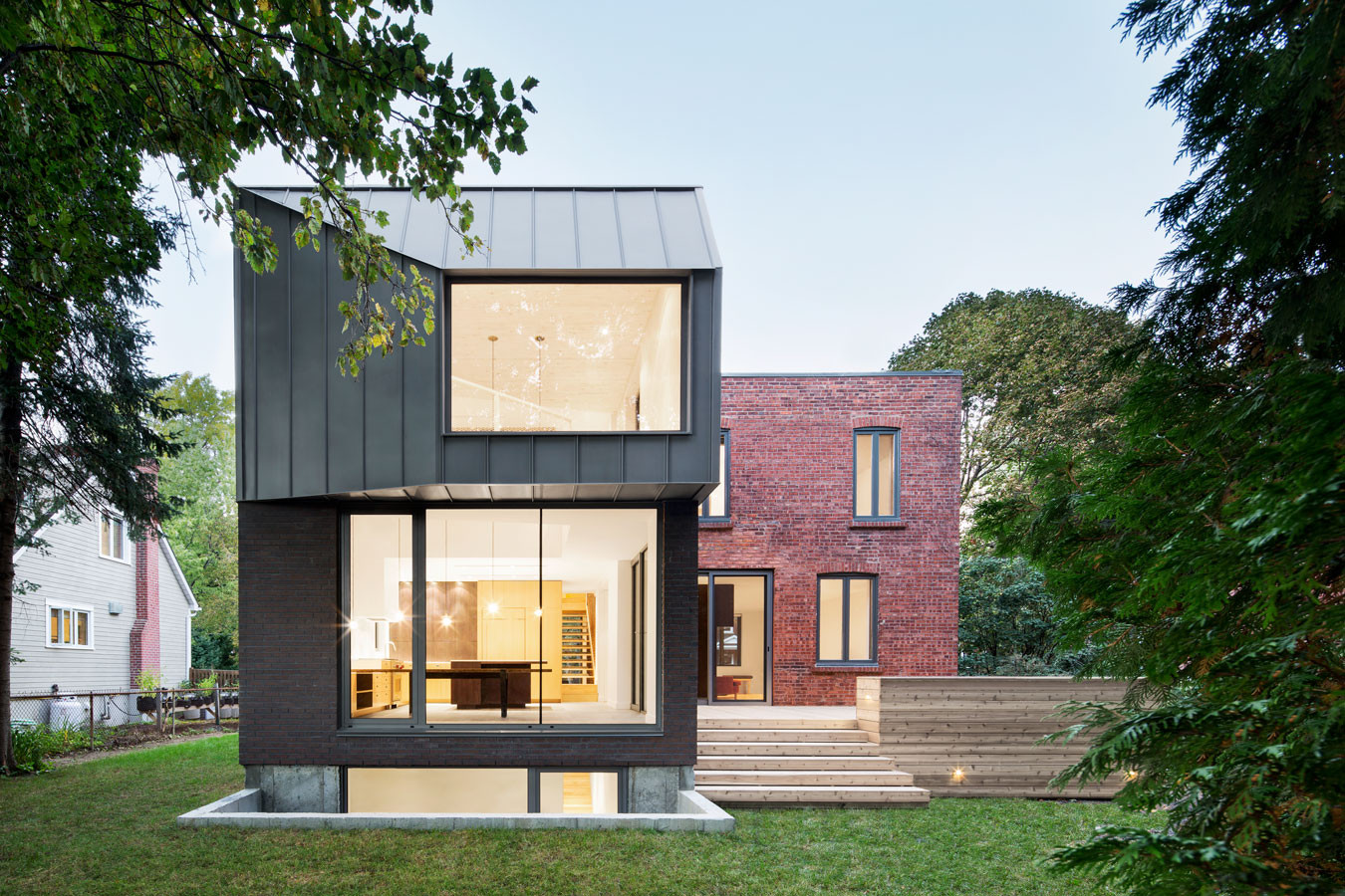 Casa Dulwich / NatureHumaine, © Adrien Williams