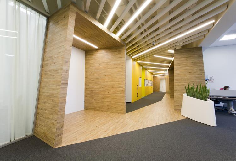 Oficina Yandex en San Petersburgo / Za Bor Architects, © Peter Zaytsev