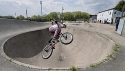 'The Rom' Becomes Europe's First Listed Skatepark