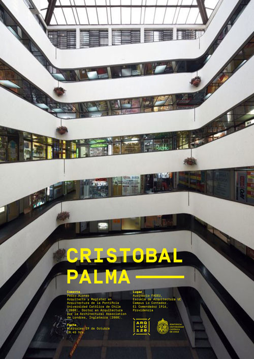HOY CRISTOBAL PALMA Conferencia: Práctica y Proyectos