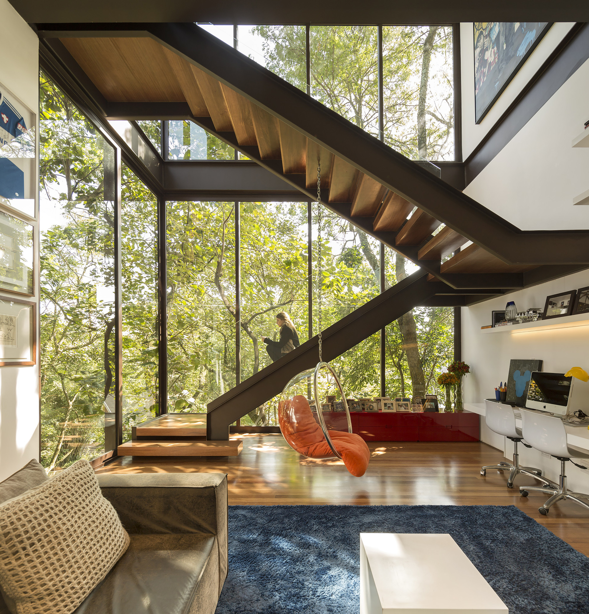 Limantos Residence / Fernanda Marques Arquitetos Associados, © Fernando Guerra | FG+SG