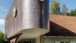 Piet & Sarah - Copper Extension / Atelier Vens Vanbelle