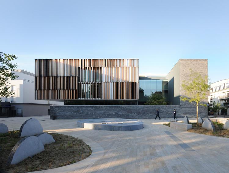 Corte Regional y Tribunal Industrial en Montmorency / Dominique Coulon & Associés, © David Romero-Uzeda