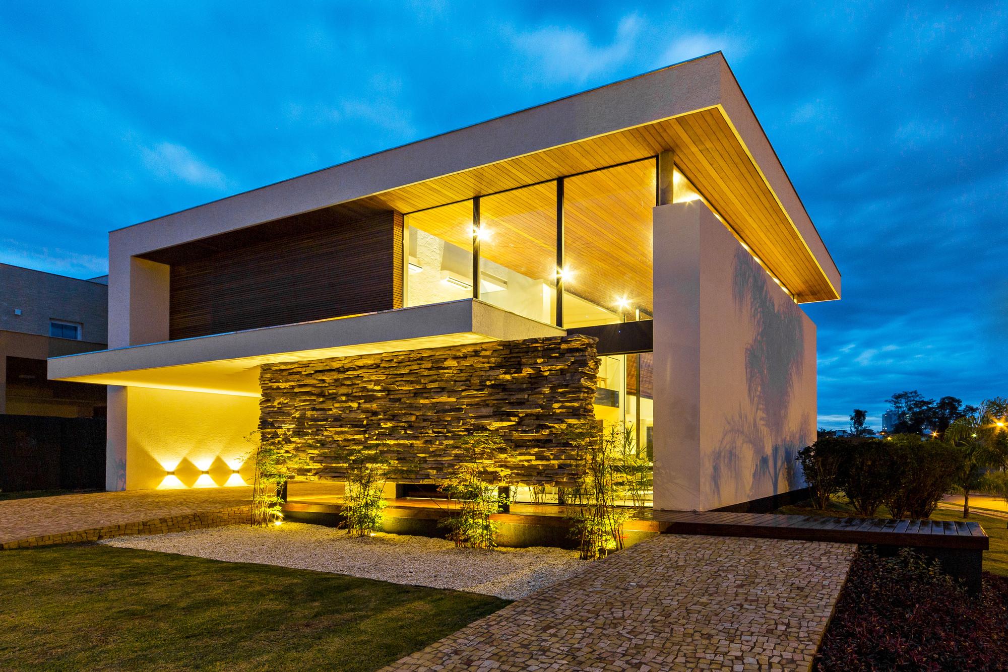 Casa X11 Spagnuolo Architecture ArchDaily Brasil
