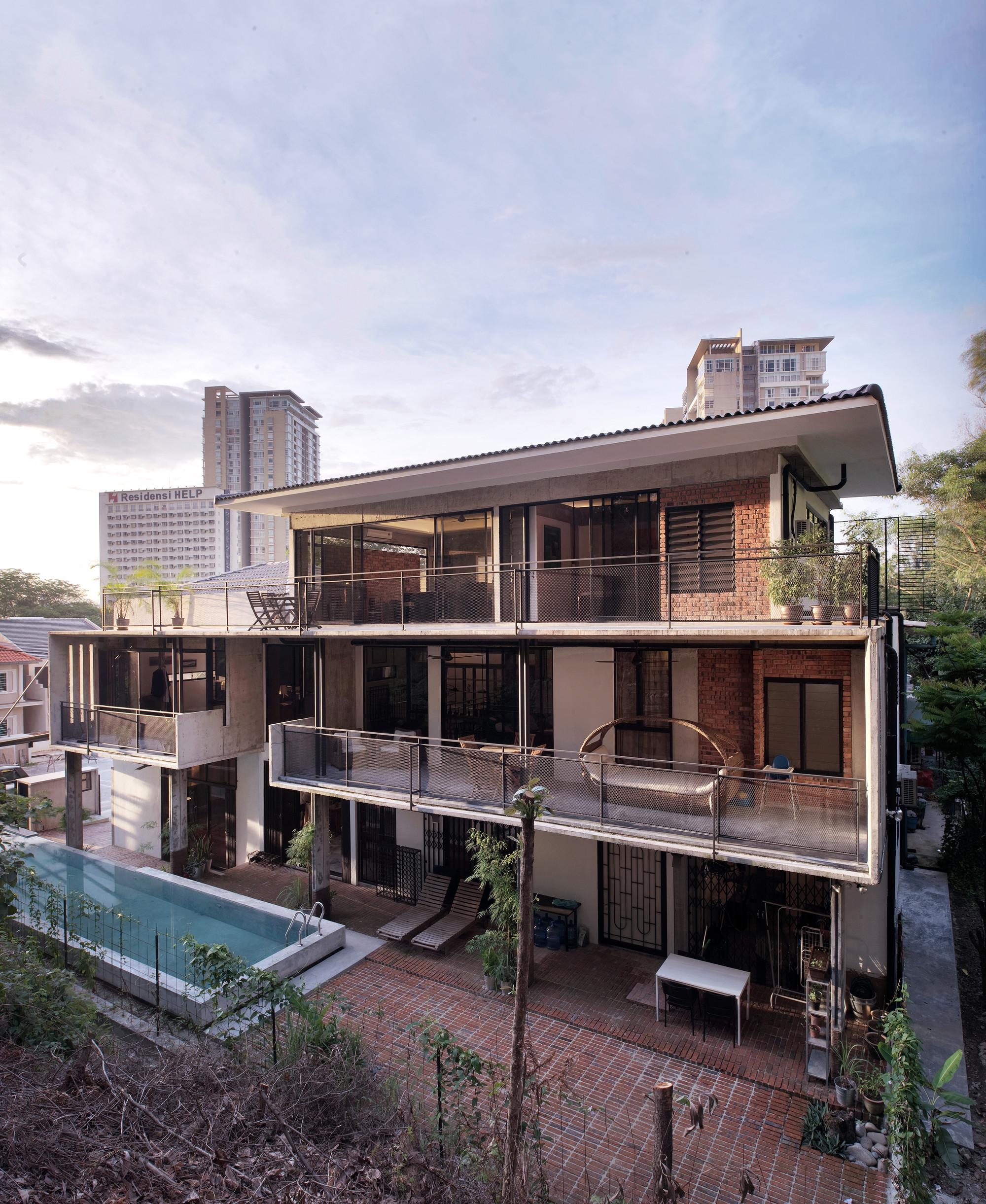 Home Design Ideas Malaysia: Menerung House / Seshan Design Sdn Bhd