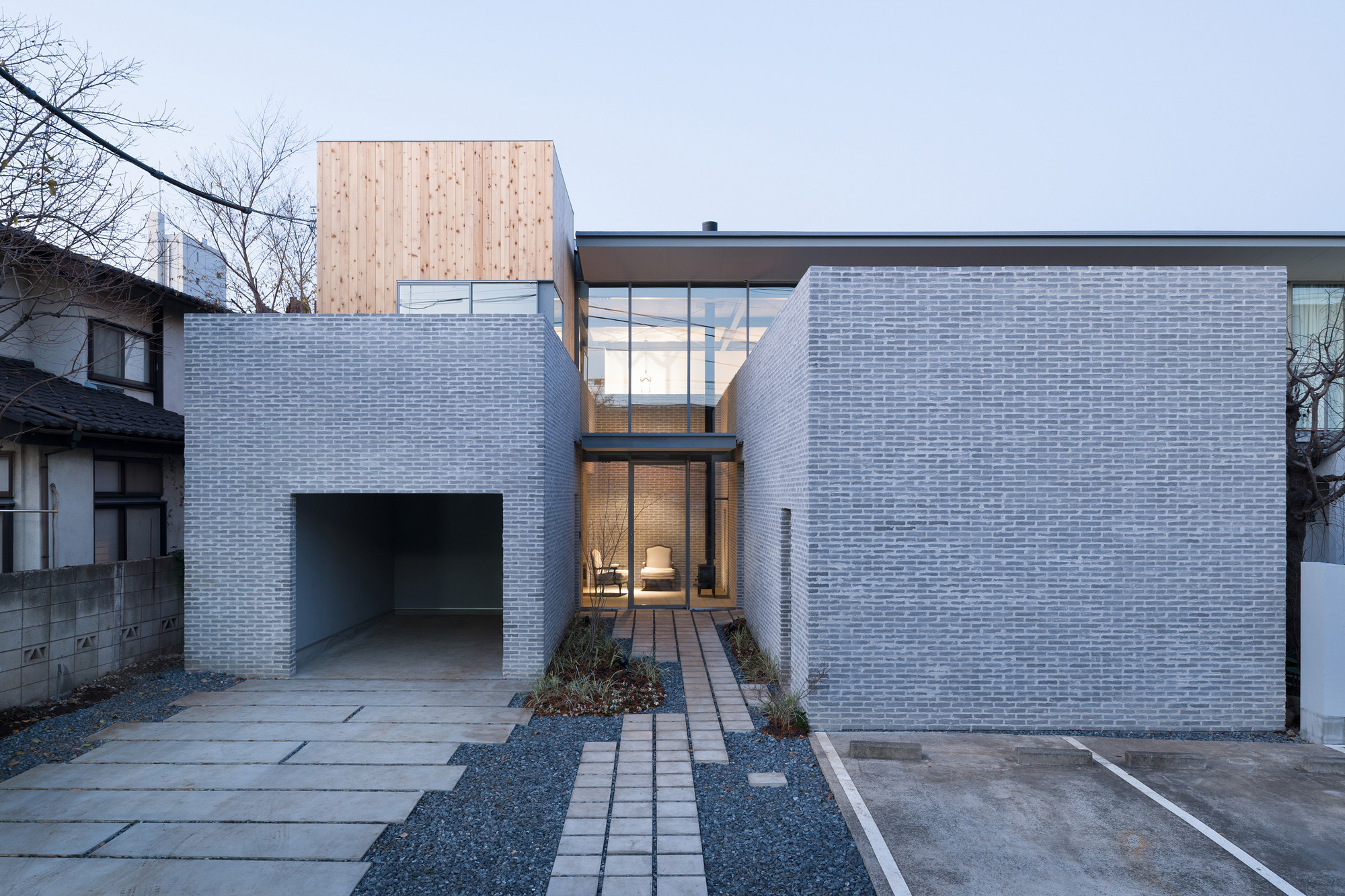 House in Sakurashinmachi / Comma Design, © Takumi Ota