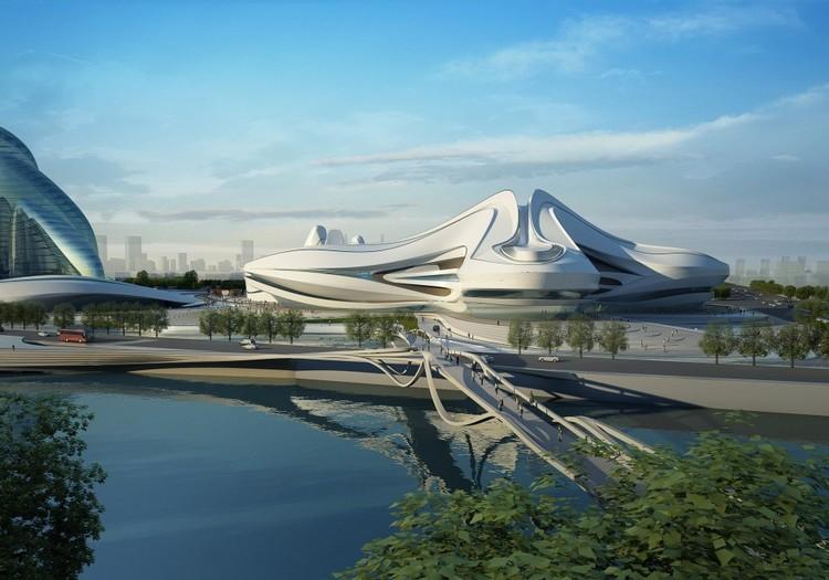 © Cortesía de Zaha Hadid Architects