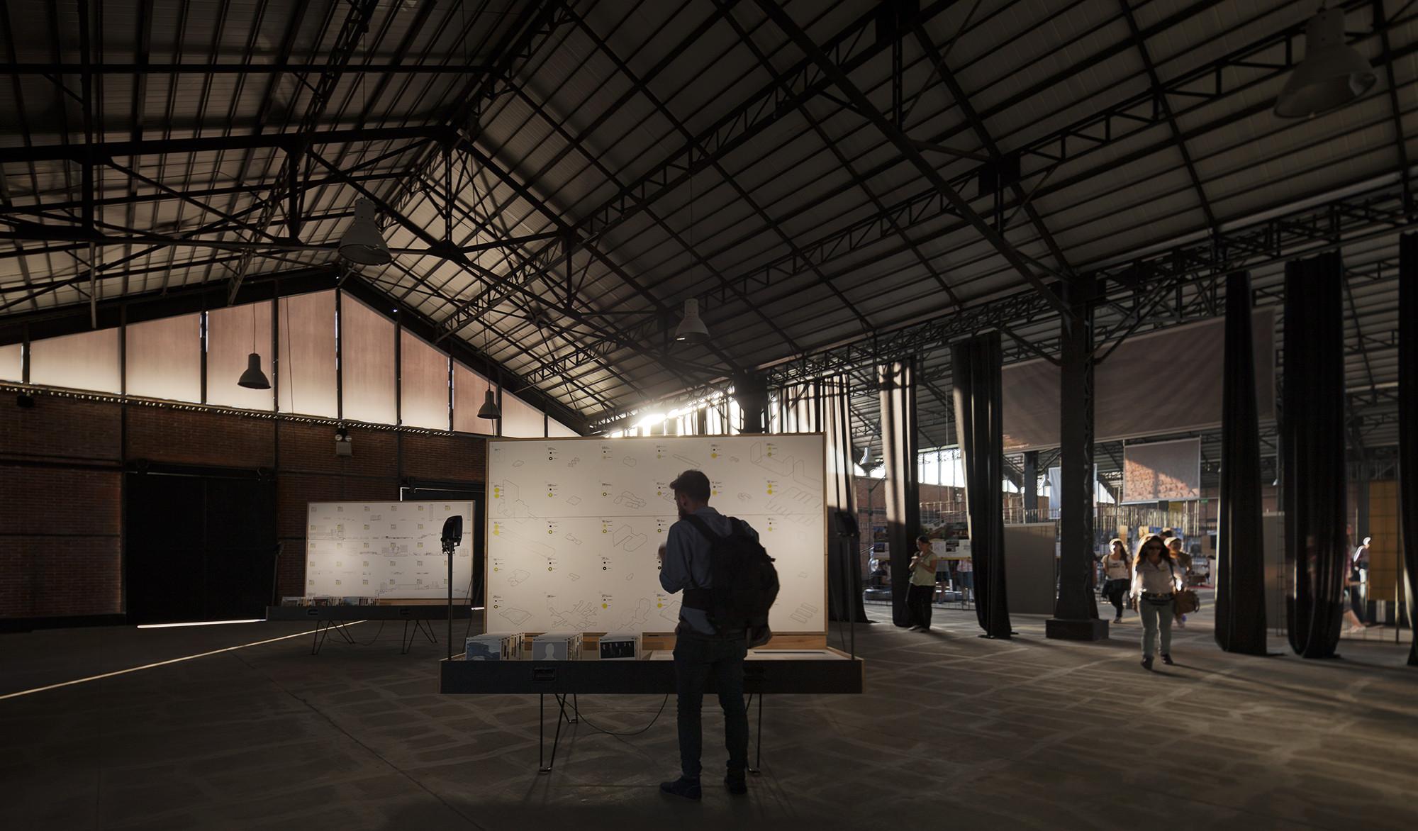 Pabellones de IX BIAU. Image © Federico Cairoli