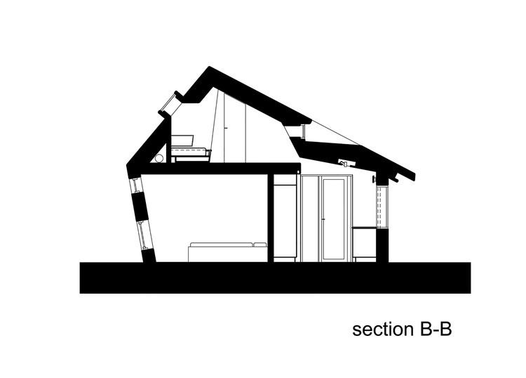 Sección BB