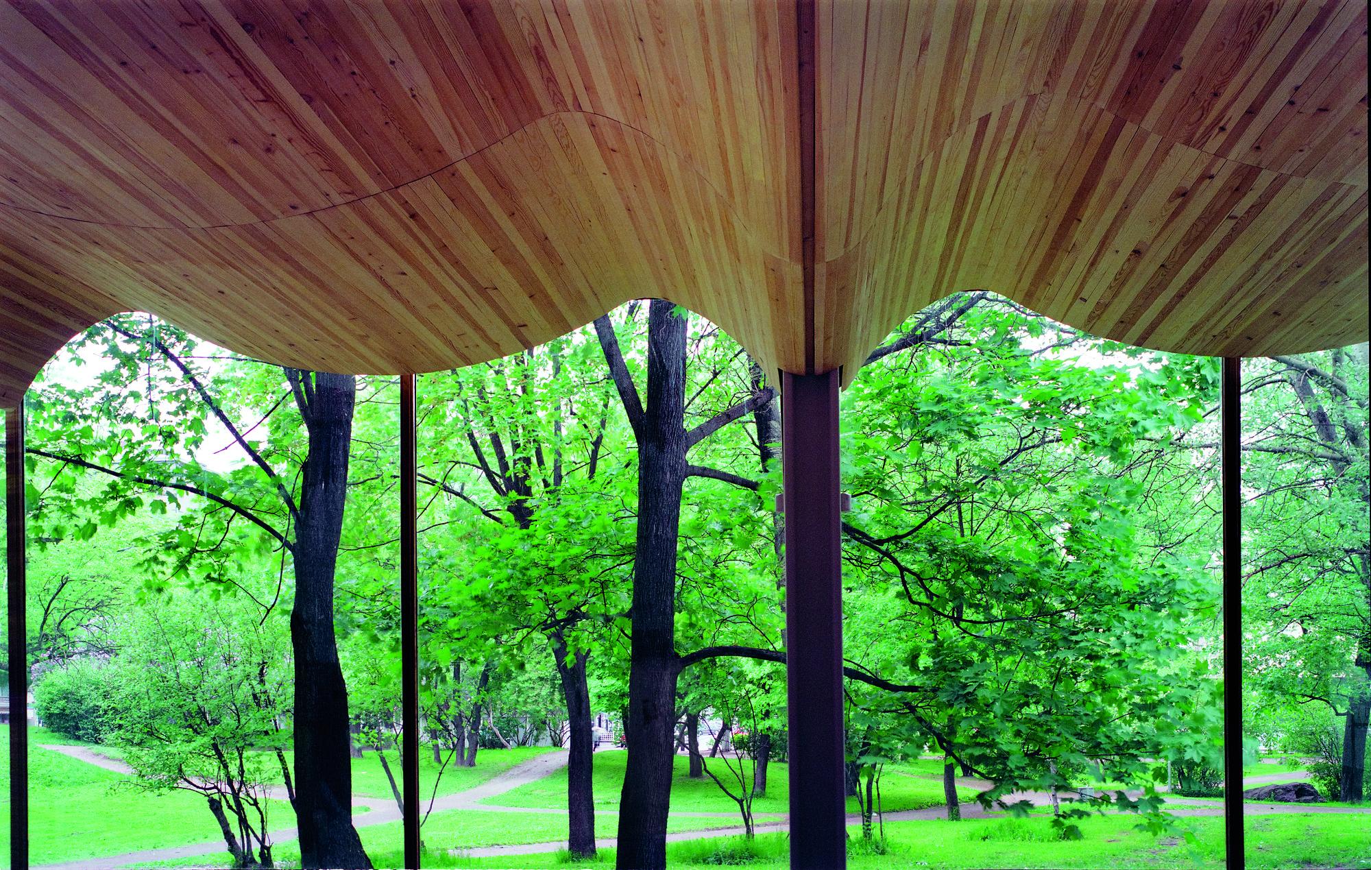 Gallery Of Alvar Aaltos Restored Viipuri Library Wins