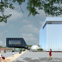 East/West route from station to city center. Image © Shift Architecture Urbanism
