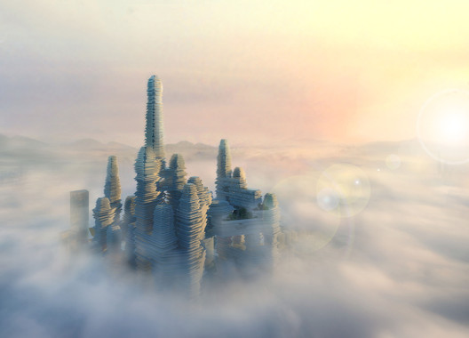 Cloud Citizen. Image Courtesy of Courtesy of Urban Future Organization and CR-Design