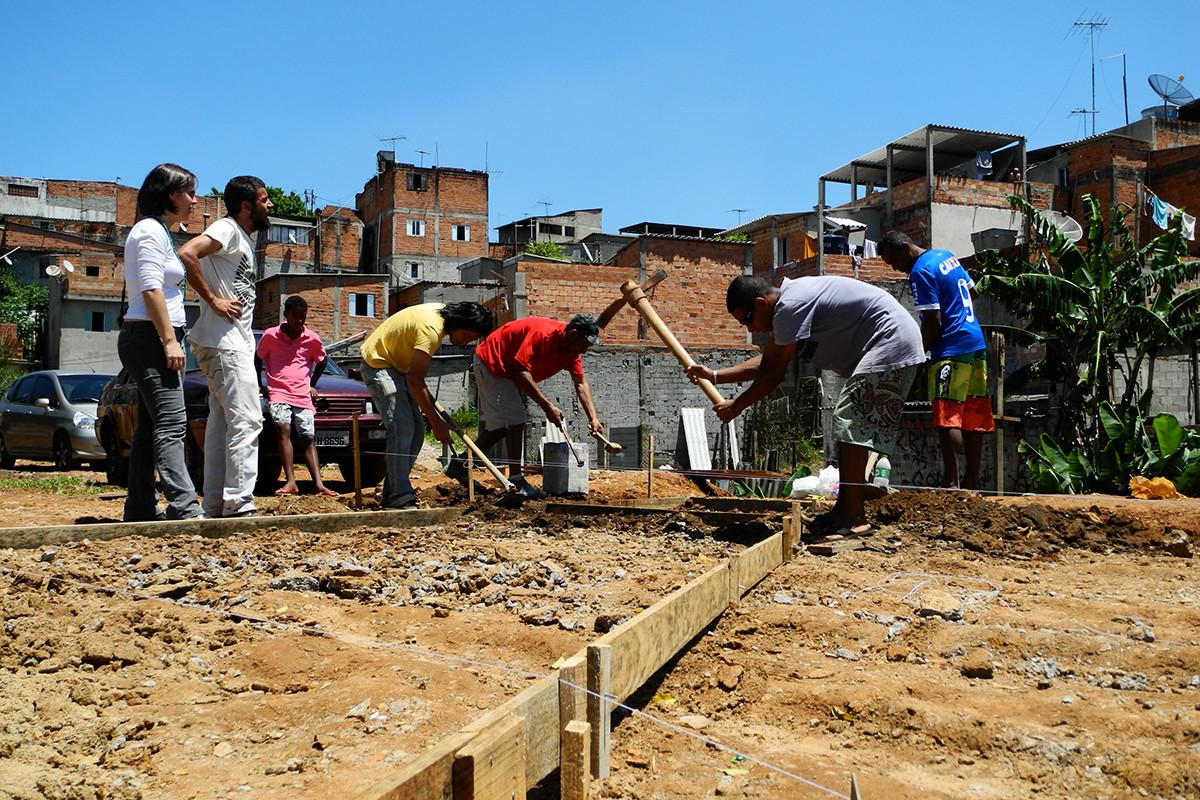 Construcción. Image © NACCO