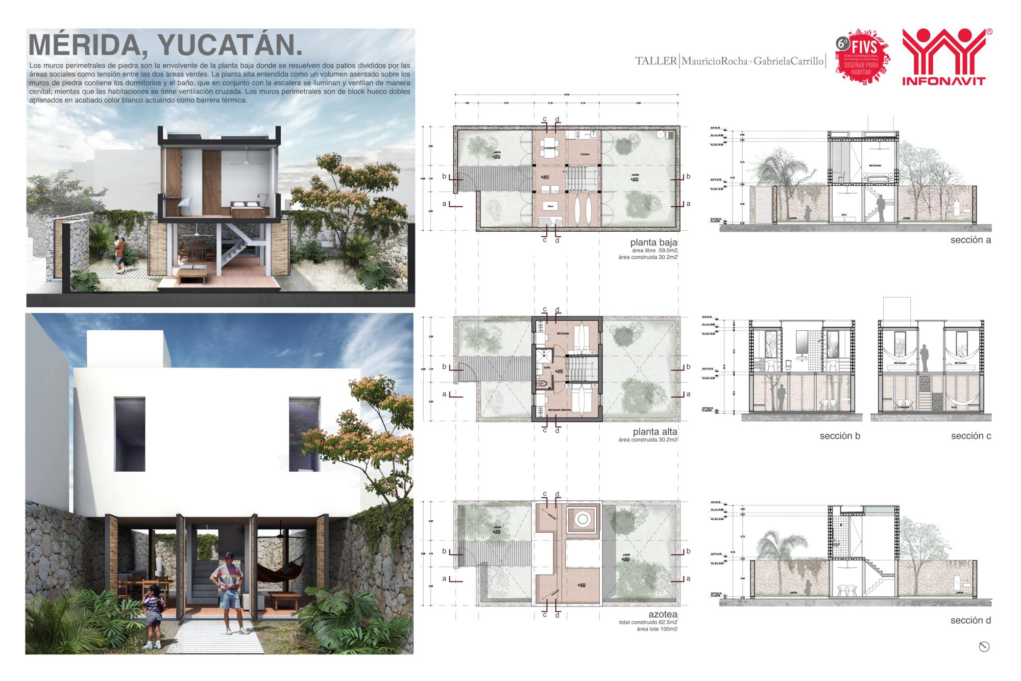 © Taller de Arquitectura Mauricio Rocha y Gabriela Carrillo