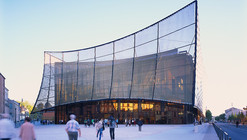 Grande Teatro Albir / Dominique Perrault Architecture