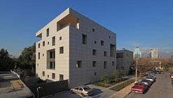 Resiter Office Building / Raimundo Lira Arquitectos