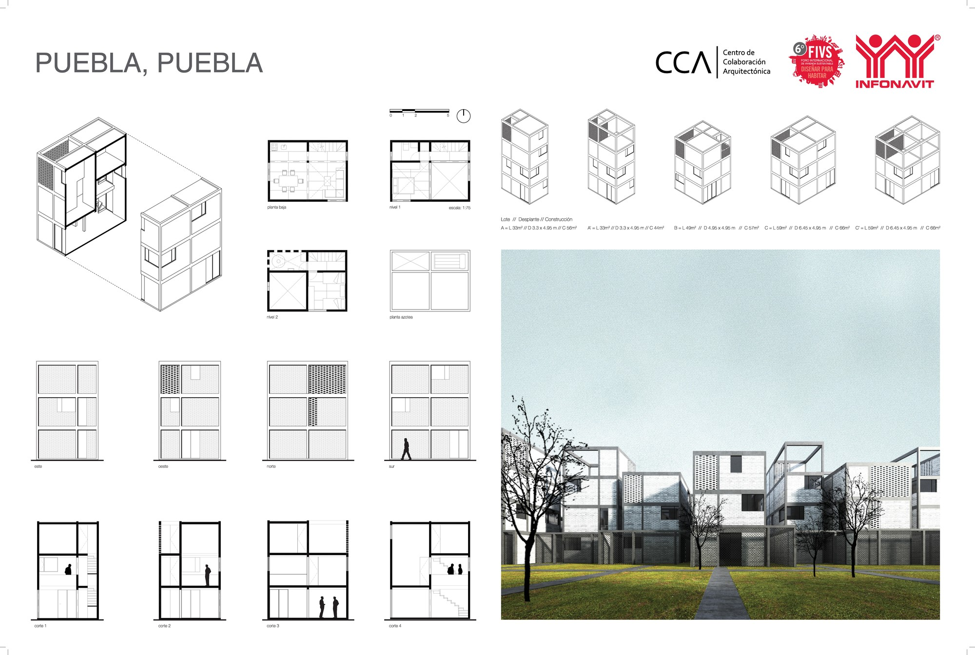 © Centro de Colaboración Arquitectónica