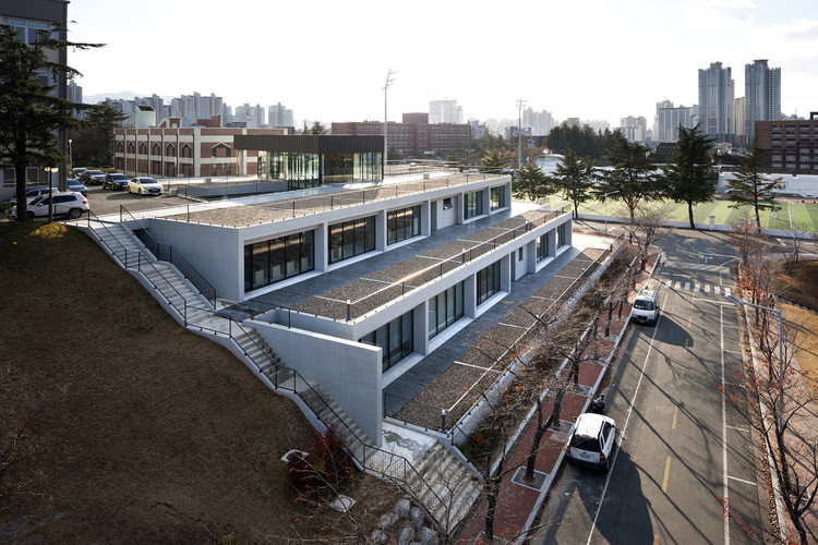 Architectural Design Studio of KNU / ADF Architects, © Park Young-Che