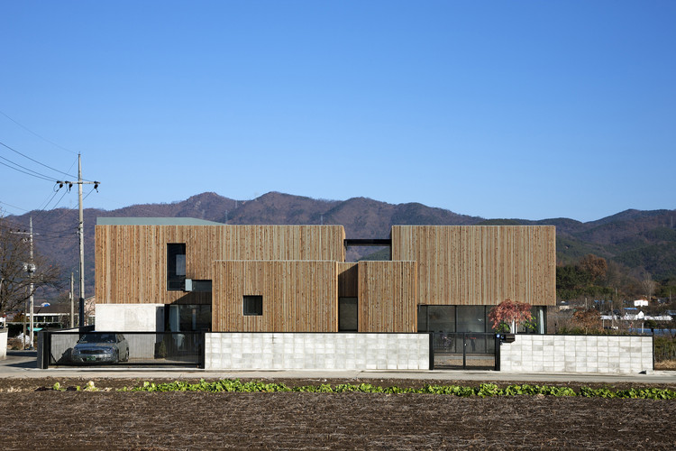 Casa Dansanli / ADF Architects, © Park Young-Che