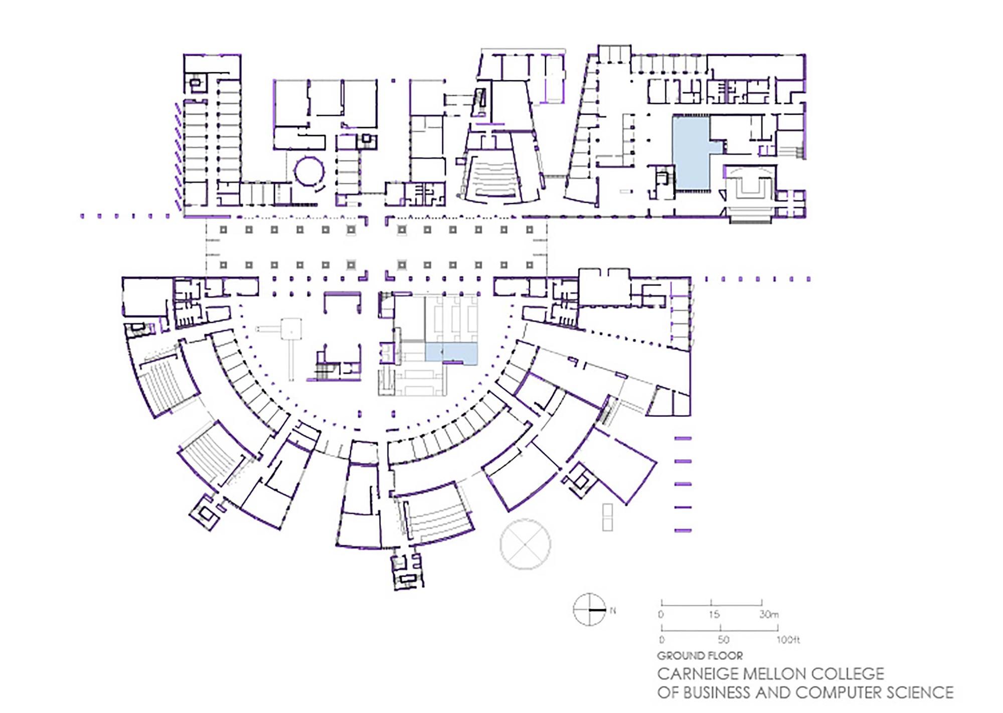Hbku Carnegie Mellon Legorreta Legorreta Archdaily