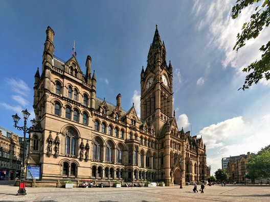 Manchester Town Hall (Alfred Waterhouse)