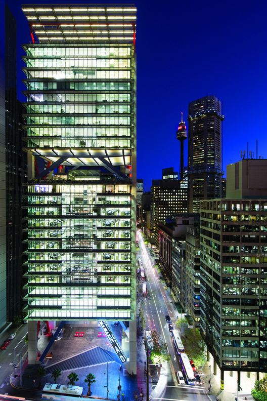 Chifley Square. Image Courtesy of Australian Institute of Architects