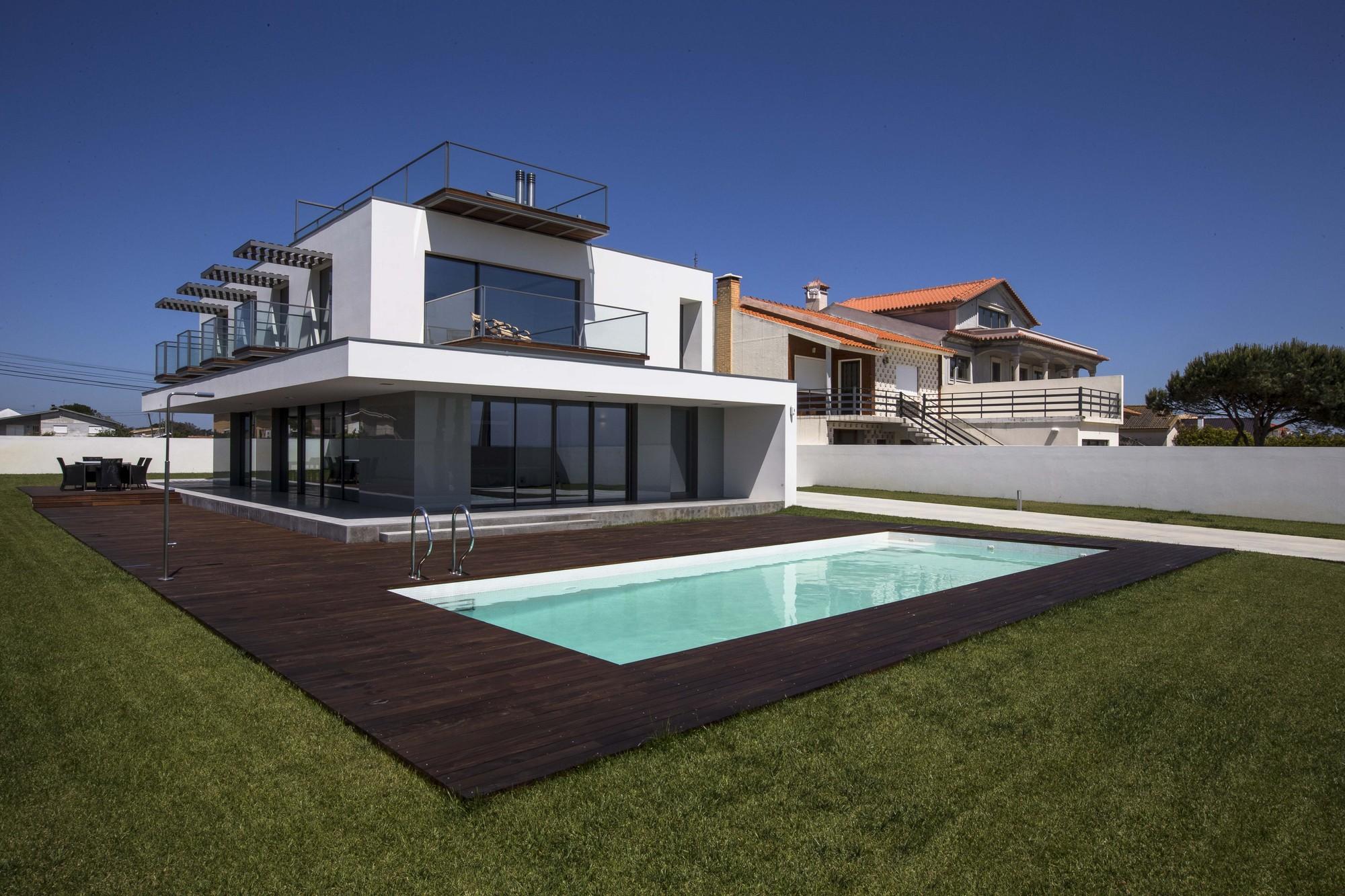Va house atelier d 39 arquitectura j a lopes da costa - Atelier arquitectura ...